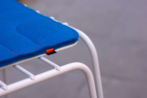 Sturdy Wireframe Seating