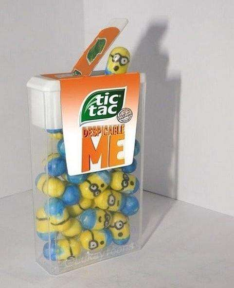 Movie Minion Mints