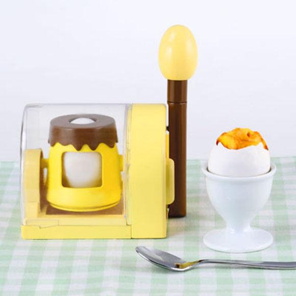 Egg-Spinning Dessert Toys