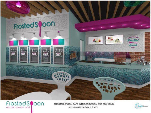 Modern Interactive Dessert Parlors