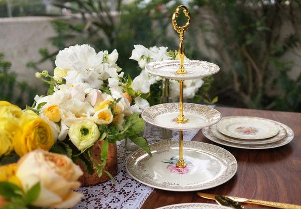 Decadent Dessert Tray DIYs