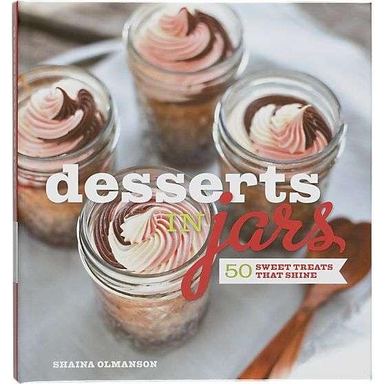 Jam Jar Dessert Holders