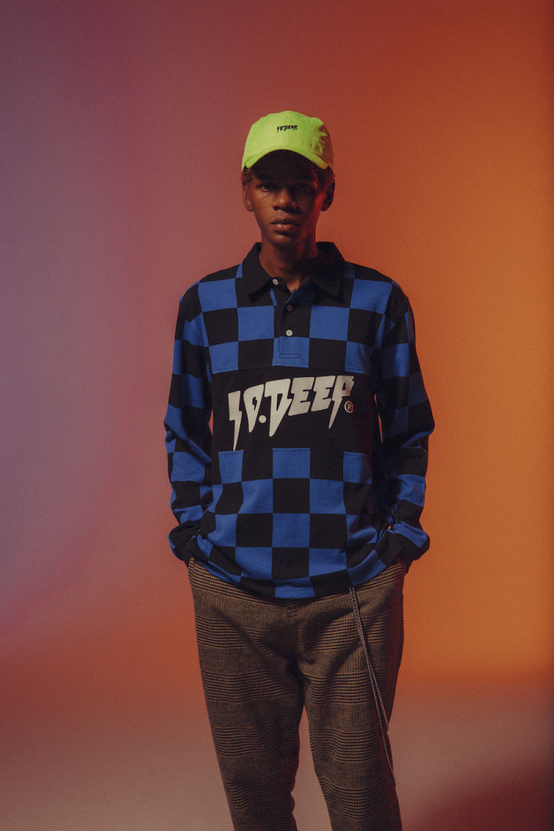 Patterned Fall-Ready Streetwear