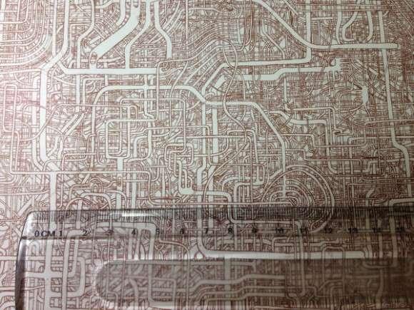 Intricate Maze Art