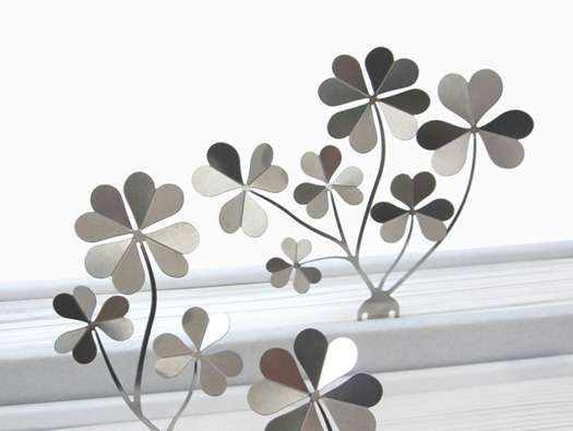 Lucky Clover Page Clips