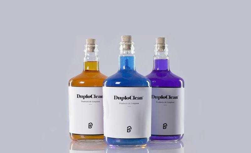 Precious Detergent Bottles