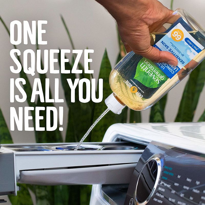 Lightweight Detergent Bottles