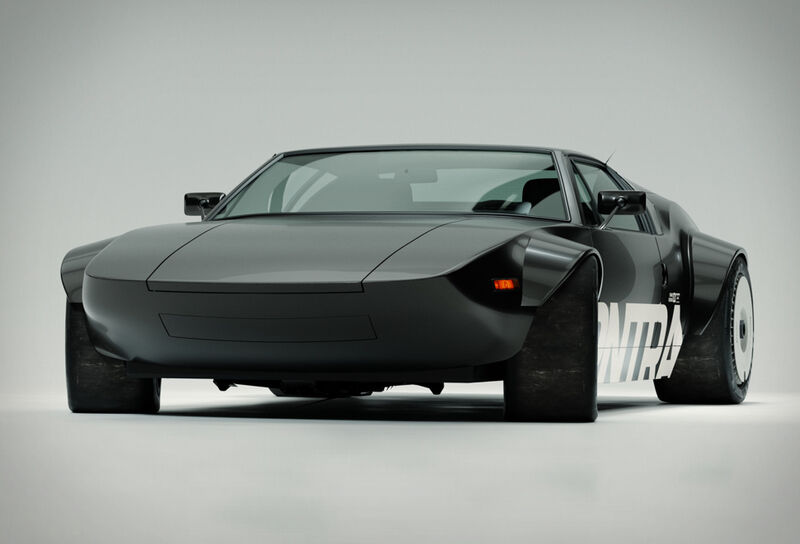 Hard-Edged Sports Car Concepts