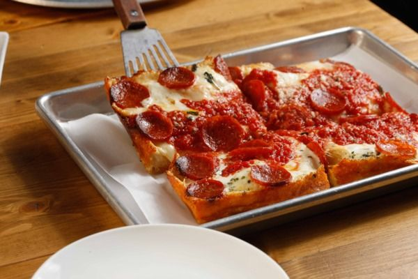 Detroit-Style Pizza Joints