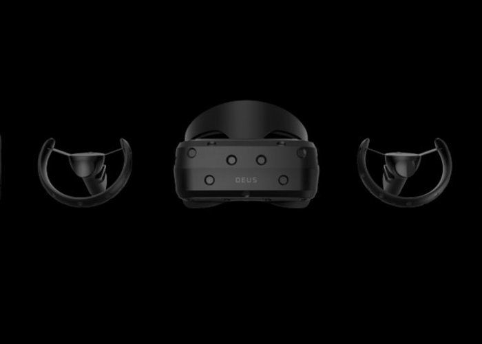 Expansive Coverage VR Headsets