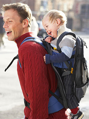 Daddy Daypack Carriers