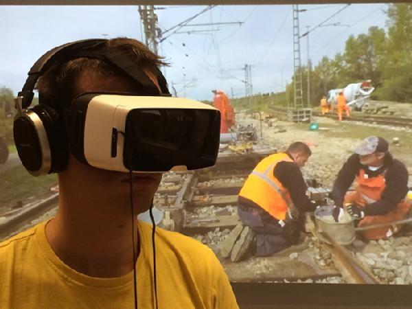 Railway Recruiting Simulators