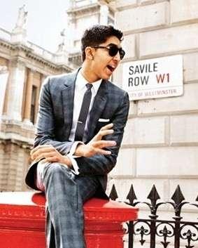 Savile Row Suiting