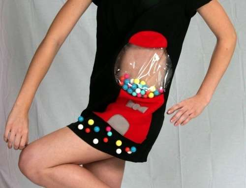 Gumball Machine Dresses