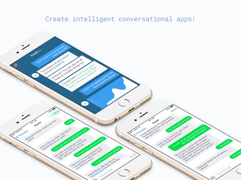 Conversational App Development Tools