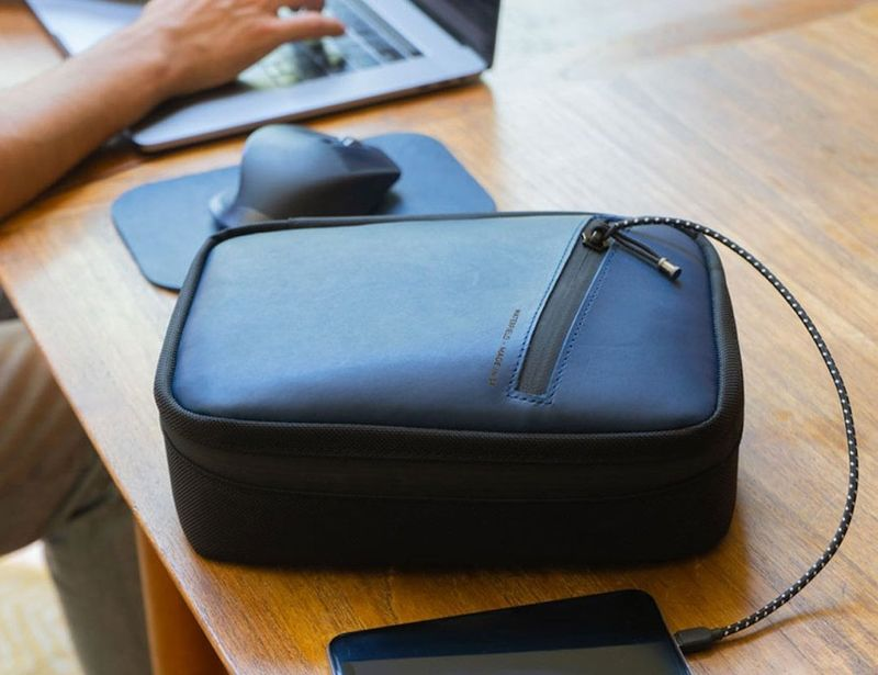 Digital Professional Technology Cases - The WaterField Design Developer's Gear Case is Organized (TrendHunter.com)