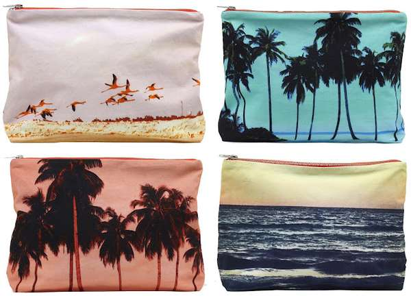 Tropically Travelled Pouches