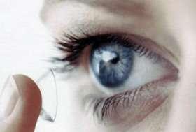 Chameleon Contact Lenses