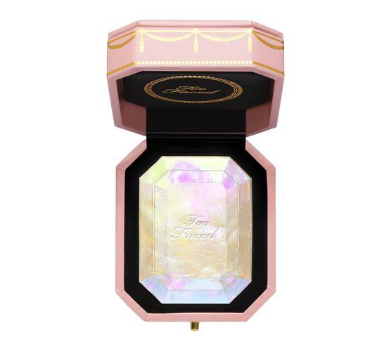Luminous Diamond-Inspired Cosmetics