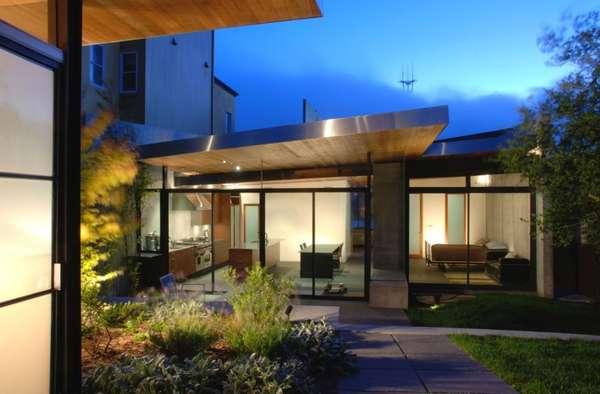 Geometric Roof Decks
