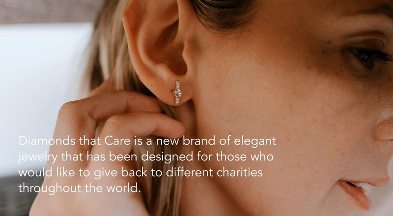 Supportive Sustainable Diamond Jewelry