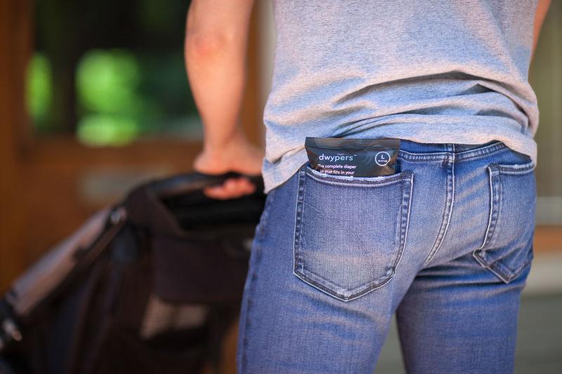 Pocket-Sized Diaper Kits