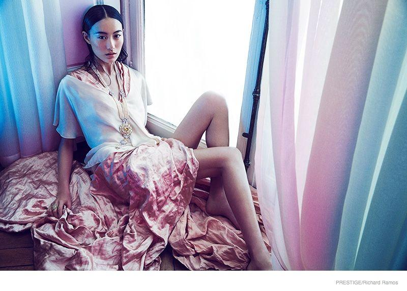 Dreamy Diaphanous Dresses