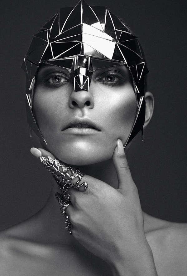 Conceptual Cyborg Accessories : Dichotomic