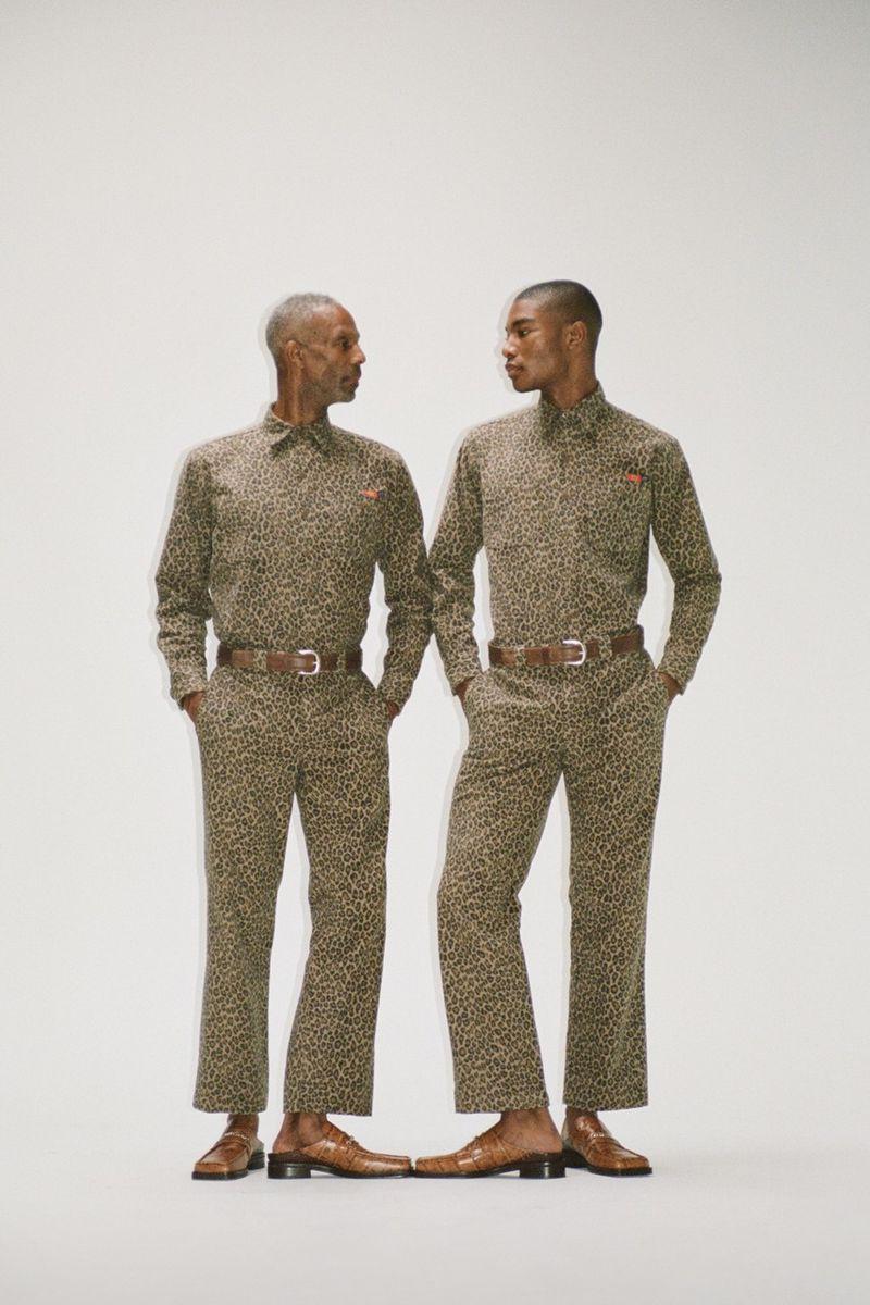 Unisex Heritage Workwear Designs