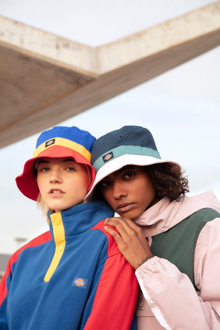 Color-Blocked Workwear