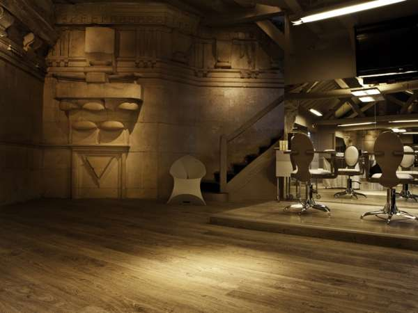 Archeological Spa Designs
