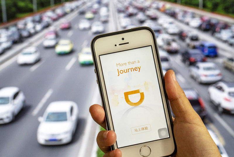 Chinese Ride-Share Expansions