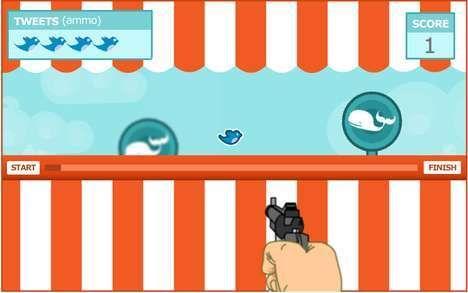 Twitter Video Games