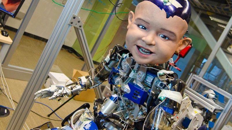Baby-Faced Robots