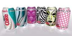 Diet Coke Design Cans