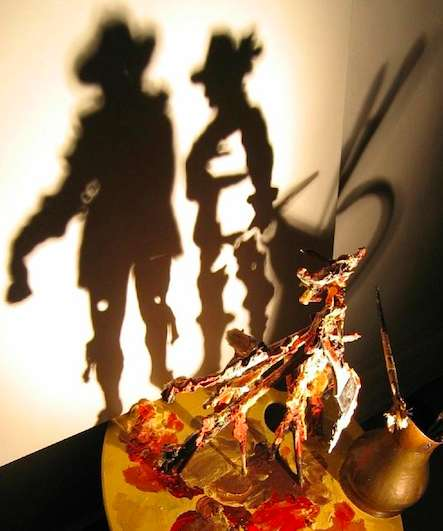 Shadow Casting Sculptures