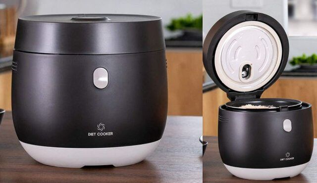 Carb-Reducing Rice Cookers