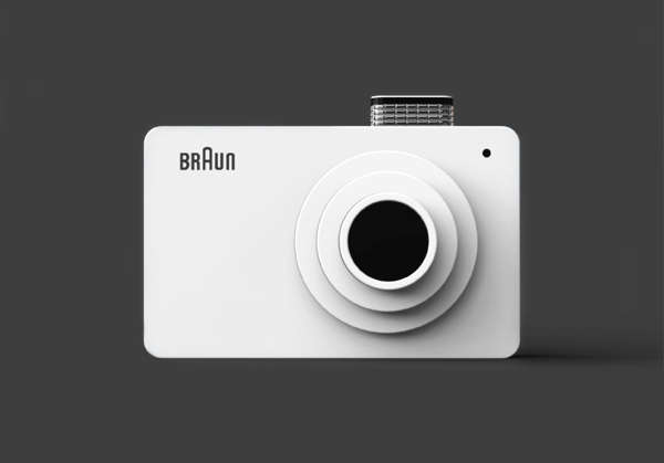 Retro-Inspired Digital Cameras