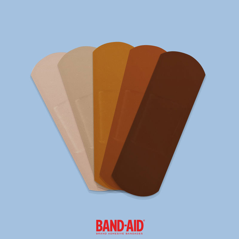 Diversity-Focused Bandages