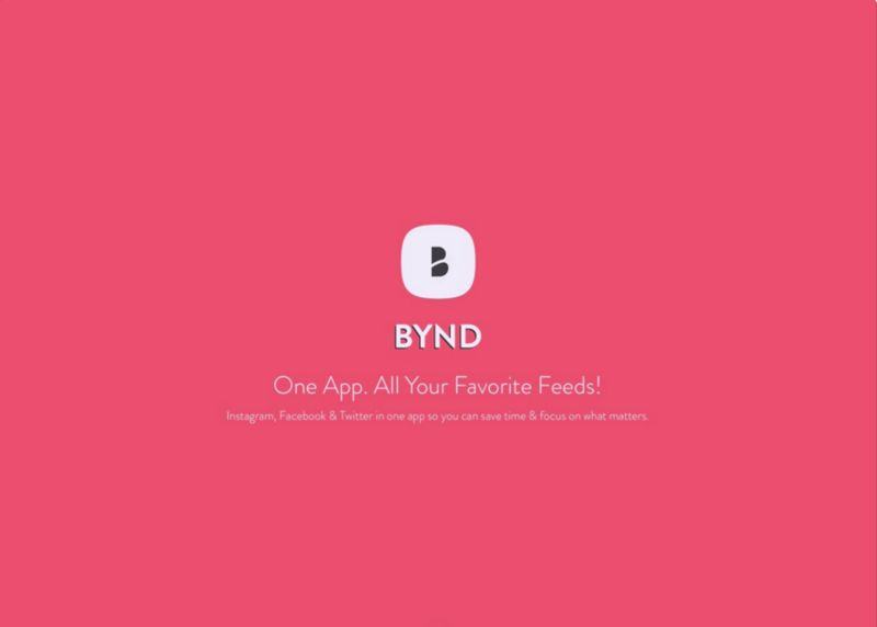 Newsfeed-Bundling Apps
