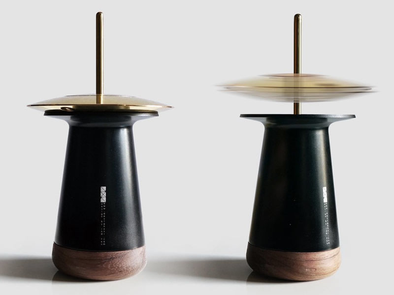 rotating oil diffusers - Scent Diffuser
