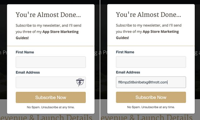 Spam-Curating Email Tools