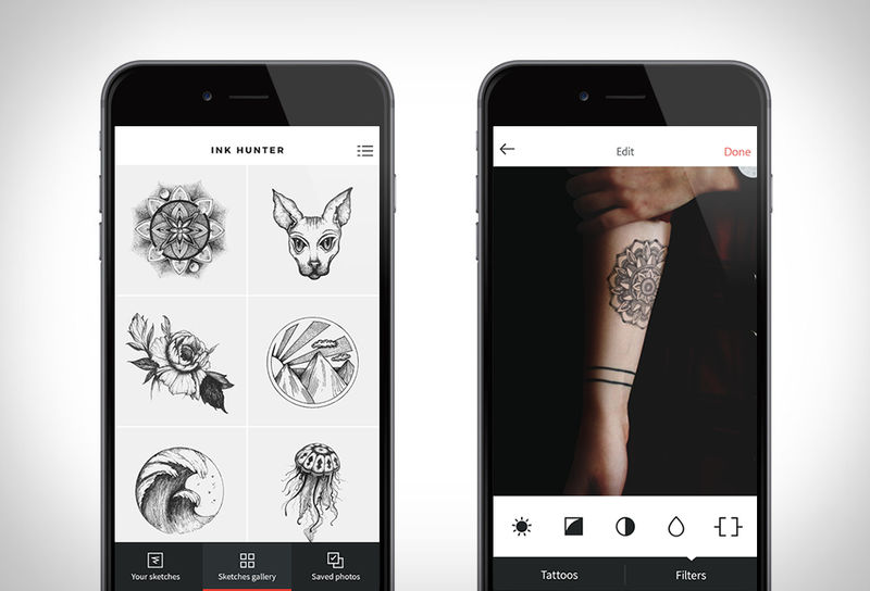 Previewing Tattoo Platforms