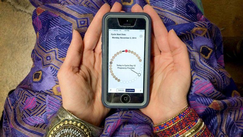 Digital Birth Control Tracking