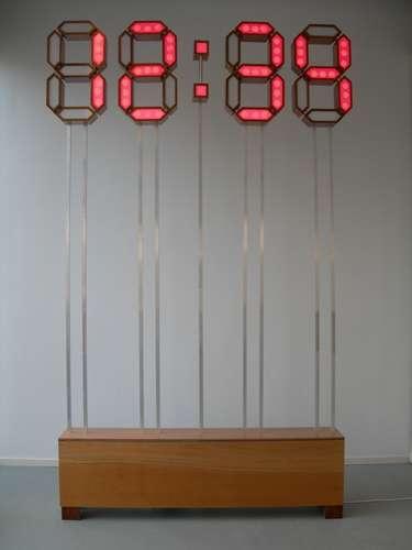 Fake Clocks As Art