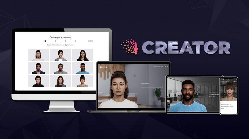Interactive Digital Employees