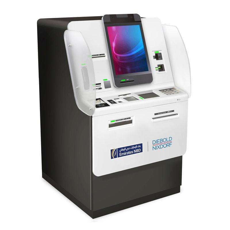 Digital Banking Kiosks