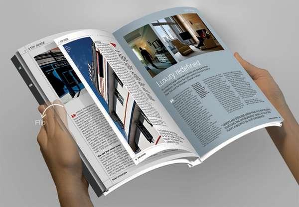 Closer to Paper e-Books