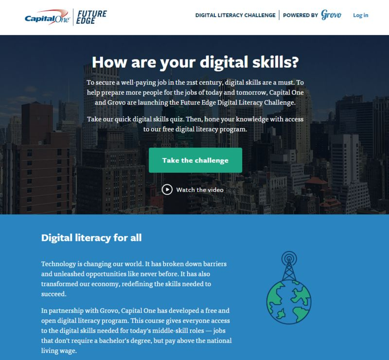 Digital Literacy Campaigns