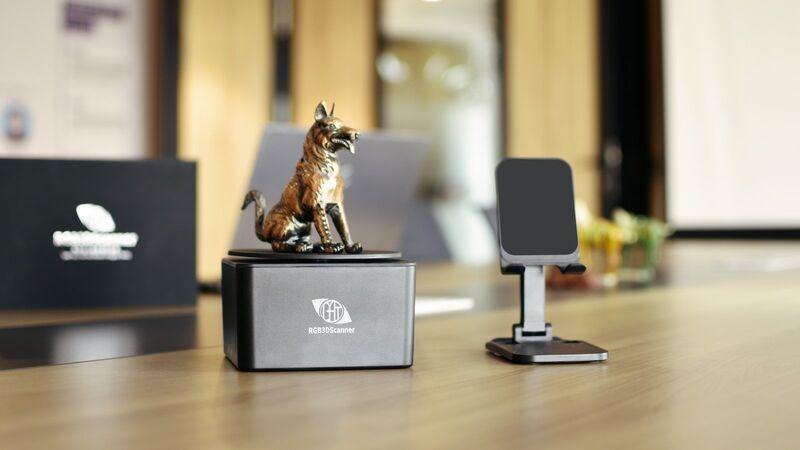 Ultra-Fast 3D Model Scanners